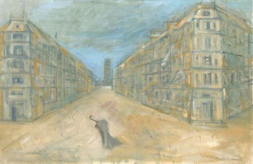 Beuys in Paris, Rue de Rennes